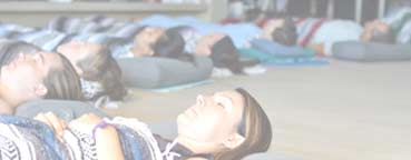 Yoga Therapy + iRest