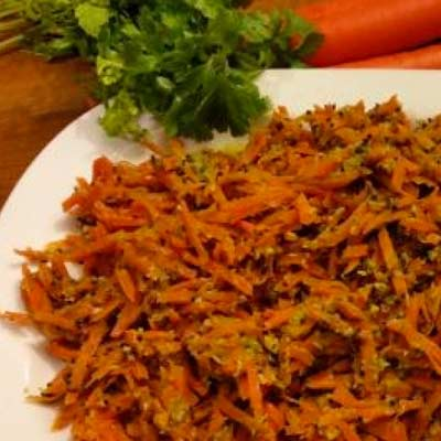 carrot-subji